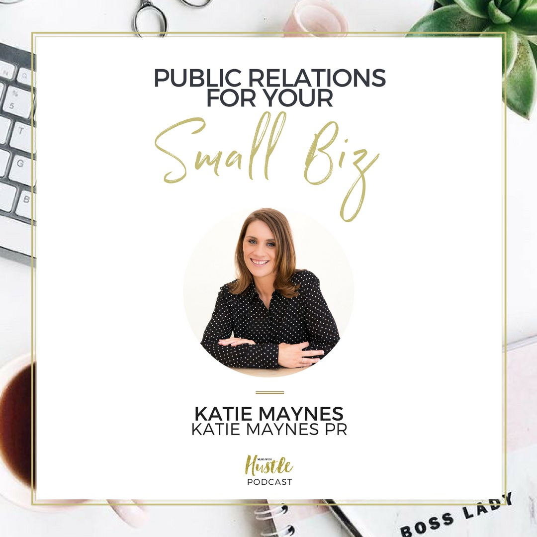 Public Relations For Your Small Biz